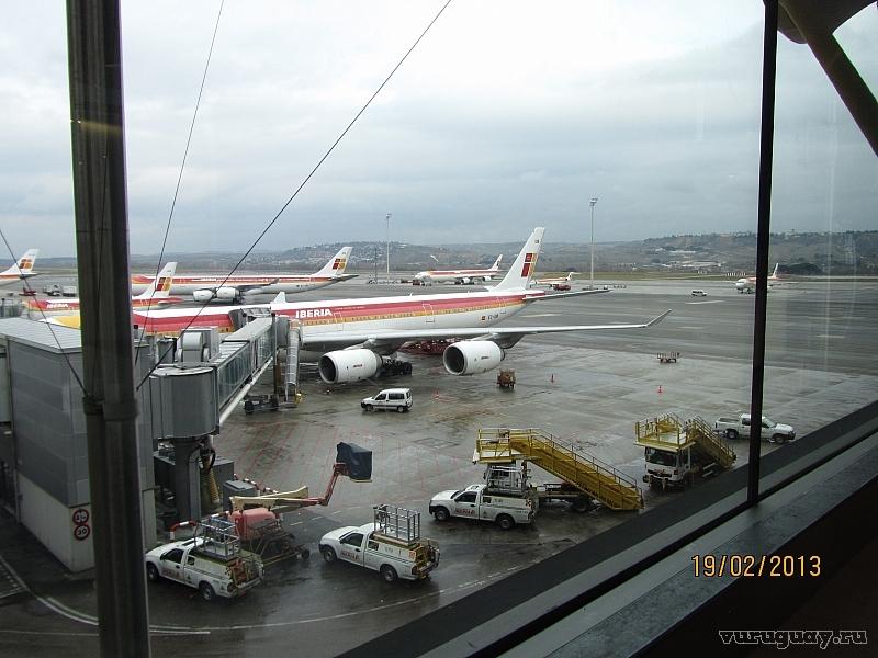 Межатлантический самолет